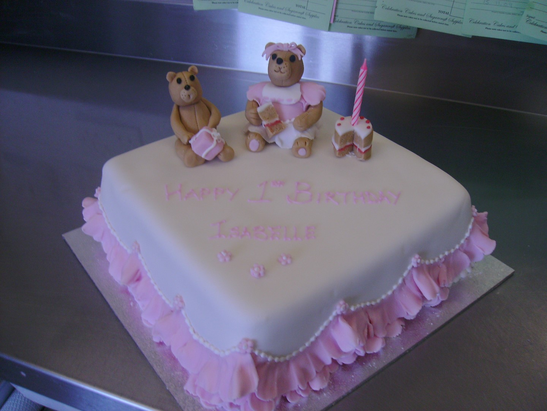 Birthday Cakes For Baby Girl ~ The fairy cake sligo