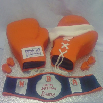 An example of a novelty cake from our novelty cake gallery.