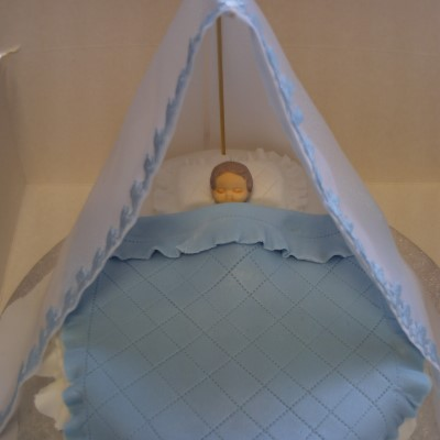 An example of a religious cake from our religious cake gallery.